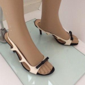Kate Spade Strappy Slingback Sandals Heels 8 1/2